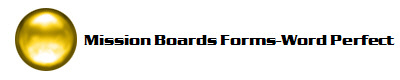 Mission Boards Forms-Word Perfect